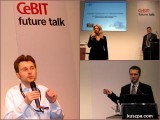 CeBIT 2007 (7th day)