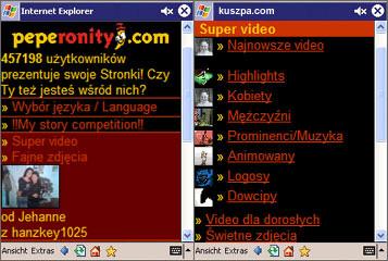 peperonity.com goes Spanish, Romanian and Greek   kuszpa.com