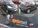 Company car of agentur mark
