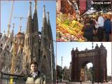 City trip Barcelona, Spain