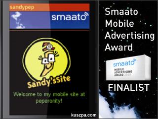 Smaato Mobile Advertising Award
