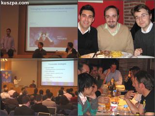 W3C Workshop Social Networks