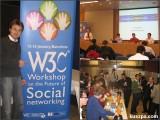 W3C Social Networking Workshop (2nd day), Barcelona, Spain