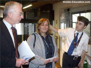 Gäste des Mobile Learning Day