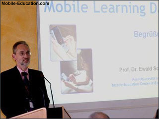 Mobile Learning Day - Scherm