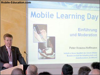 Mobile Learning Day - Peter Krauss-Hoffmann