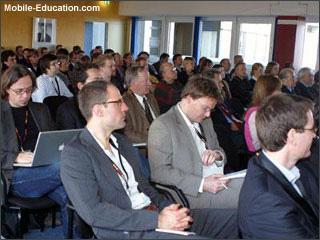 Zuhörer Mobile Learning Day