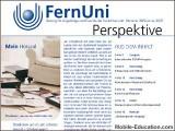 FernUni Perspektive: Reges Interesse auf der CeBIT