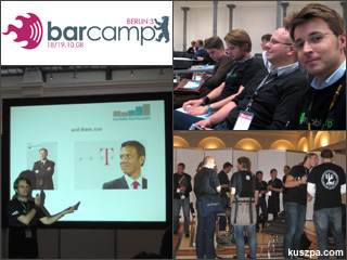Bar Camp Berlin 2008