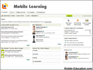 Xing Mobile Learning Group