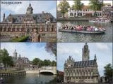 City trip Middelburg, Netherlands