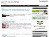 Gründerszene Interview on Mobile in Germany