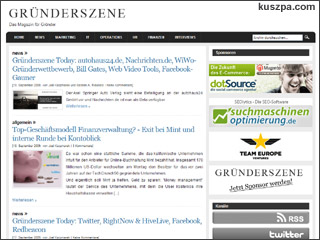 2009.09.17-Gruenderszene Interview