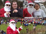 Santa Claus Run 2009 at Hengsteysee
