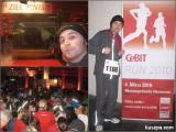CeBIT Run 2010, Hanover