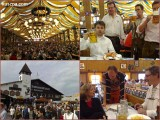Bavarian tradition at the Oktoberfest, Munich