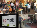admob.com headquarters, San Mateo