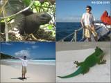 Seychelles, La Digue, walking tour and sailing