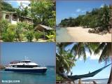Seychelles, Praslin, Coco de Mer Hotel