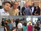Einweihungsfeier der erweiterten Bildungsherberge Hagen