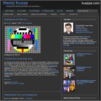 Blog Optik in den Jahren 2007 bis 2011